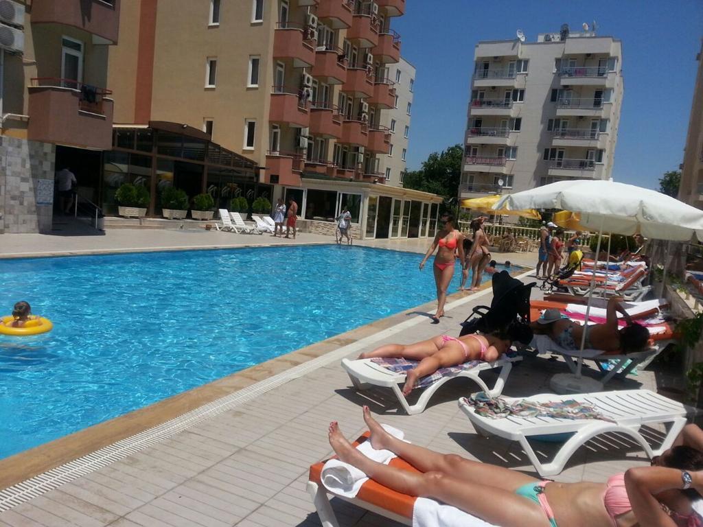 Lara Hadrianus Hotel Antalya 3 Turkey Rates From 50